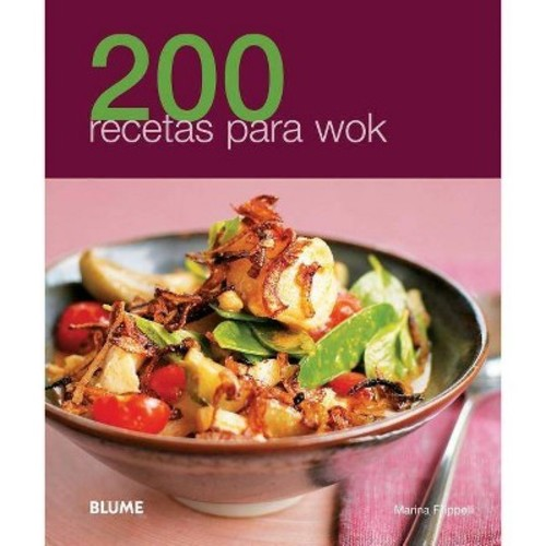 200 recetas para wok / 200 Wok Recipes (Translation) (Paperback)