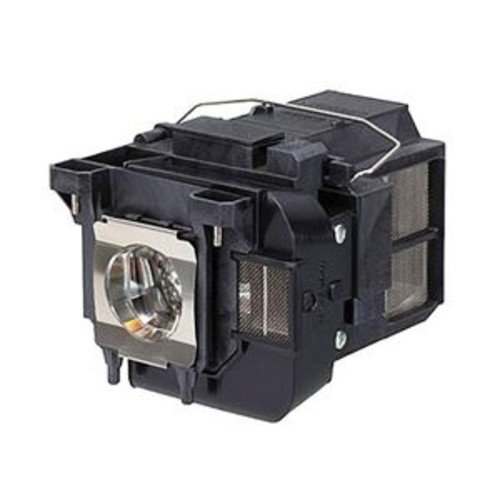 eReplacements ELPLP77-ER Replacement Lamp - Projector Lamp, 2000hrs Life Cycle, ELPLP77 OEM Lamp Equivalent, For Epson EB-1970W, EB-1975W, EB-1980WU, EB-1985WU, EB-4550 & EB-4650 - ELPLP77-ER