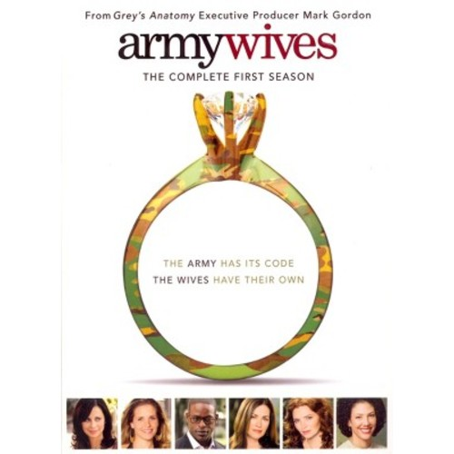 Army Wives: The Complete First Season (DVD)