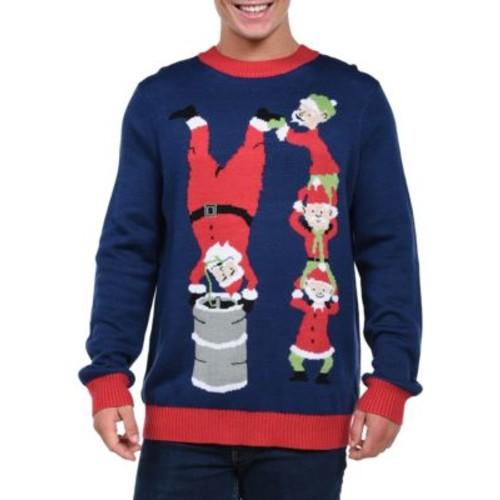 Santas Little Helpers Kegstand Sweater