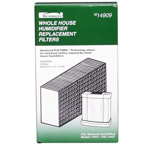 Kenmore 14909 Console Humidifier Replacement Filters