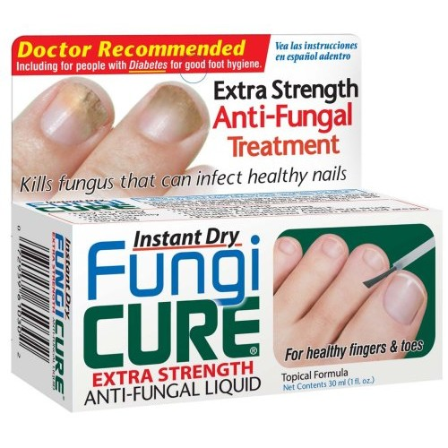 FungiCure Anti-Fungal Liquid, 1 Ounce