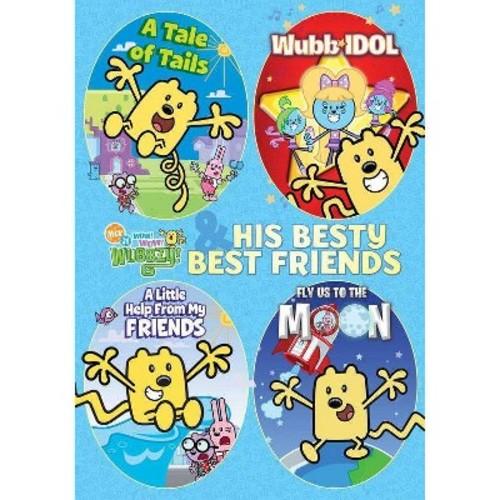 Wow! Wow! Wubbzy! & His Besty Best Friends [4 Discs]