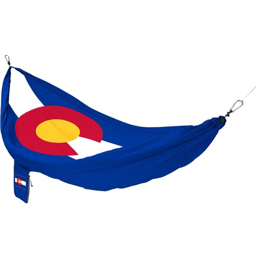 Logo State of Colorado Flag Hammock