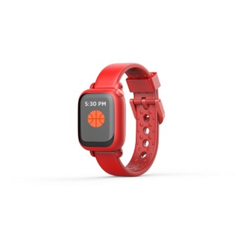 Joy Octopus Kids Habit Tracking Watch - Red