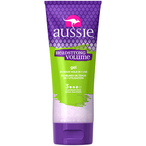 Aussie Gel, Aussome Volume, Maximum Hold, 7 oz (198 g)