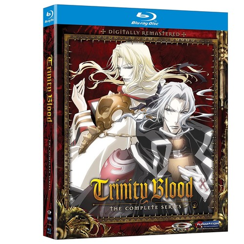 Trinity Blood: Complete Series Boxed Set