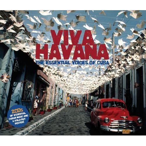 Viva Havana: The Essential Voices of Cuba [CD]