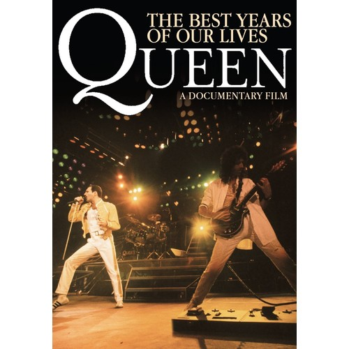 Queen: The Best Years of Our Lives (DVD)