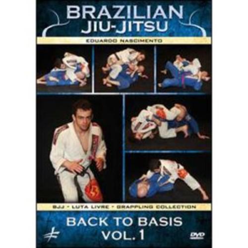 Brazilian Jiu-Jitsu: Back to Basics, Vol. 1 COLOR/WSE DD2