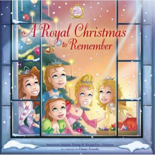 Princess Parables: A Royal Christmas to Remember (Hardcover)