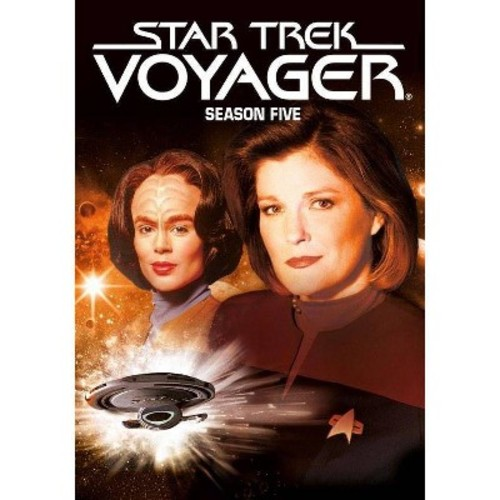 Star Trek:Voyager Season Five (DVD)