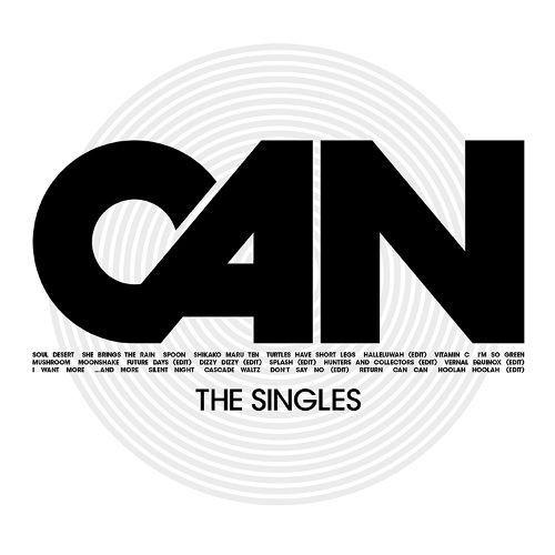 The Singles [CD]