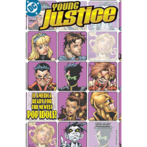 Young Justice (1998-) #52