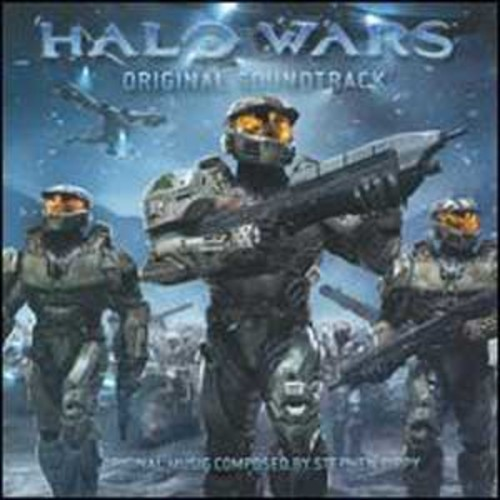 Halo Wars By Original Game Soundtrack (Audio CD)