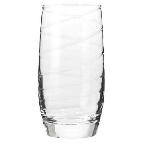 Luigi Bormioli Romantica Beverage Glass Set of 4 - 19 oz