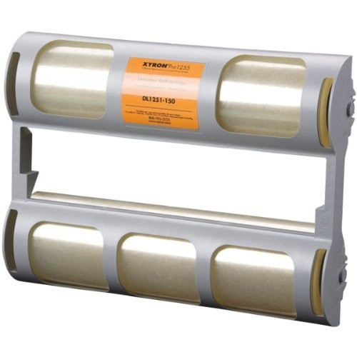 Xyron Dl 1251 double sided laminate for the Xyron 1255 and Xyron 1250 cold laminators [Standard Use(DL1251-150)]