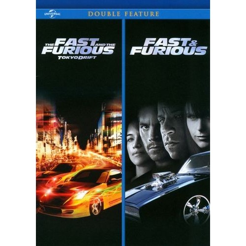 The Fast and the Furious: Tokyo Drift / Fast & Furious
