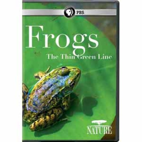 Nature: Frogs:/Dvd Pbs