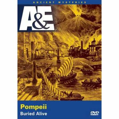 Ancient Mysteries: Pompeii - Buried Alive DD2