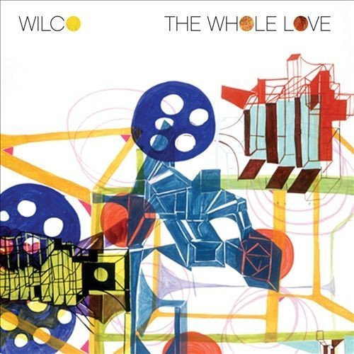 The Whole Love [Deluxe Edition] [CD]