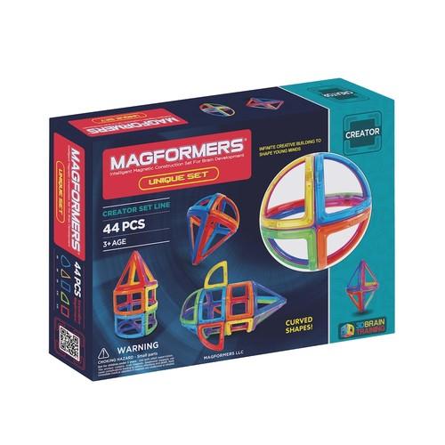 Magformers Unique 44 PC Set
