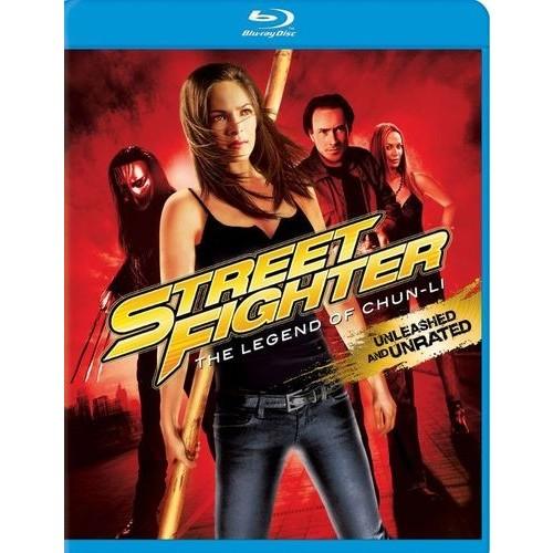 Street Fighter: The Legend of Chun-Li [Blu-ray] [2009]