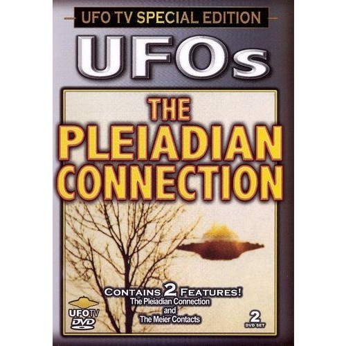 UFOS: The Pleiadian Connection [2 Discs] [DVD] [1990]