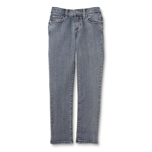 Girls' Skinny Jeans [Length : Regular; Fit : Girls 4-6X]