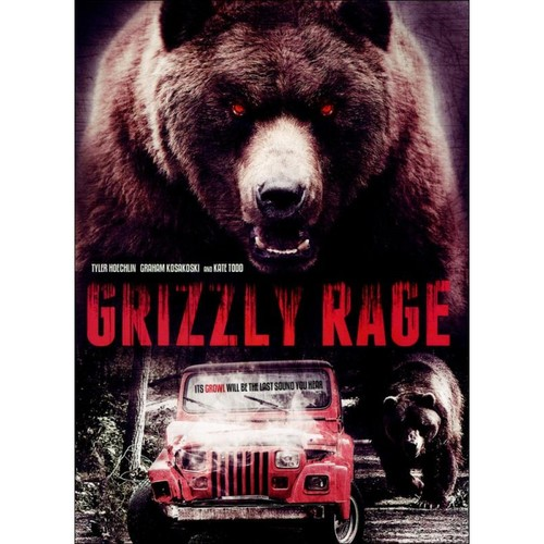 Grizzly Rage [DVD] [2007]