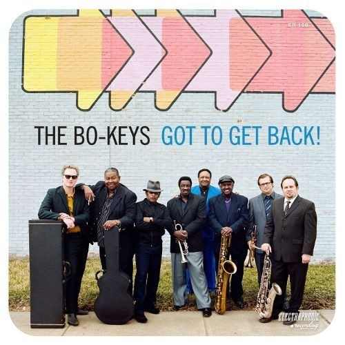 Got to Get Back! [CD]