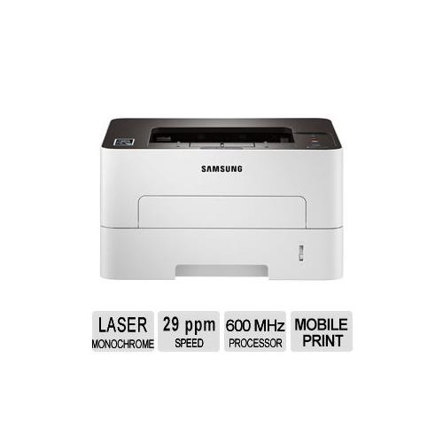 Samsung SL-M2885FW/XAA Wireless Monochrome Printer with Scanner, Copier and Fax, Amazon Dash Replenishment Enabled (SS359D)