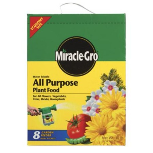 Miracle-Gro 1001193 All Purpose Plant Food