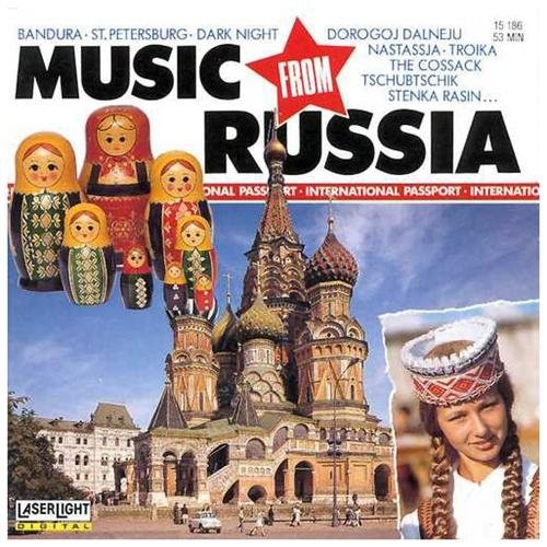 Music From Russia CD