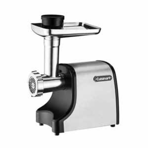 Cuisinart Electric Meat Grinder - Black Stainless