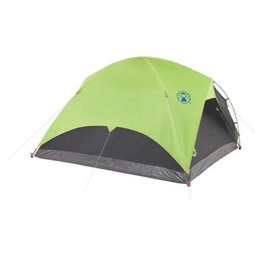 Coleman Carlsbad Fast Pitch 6-Person Dome Tent with Screen Room