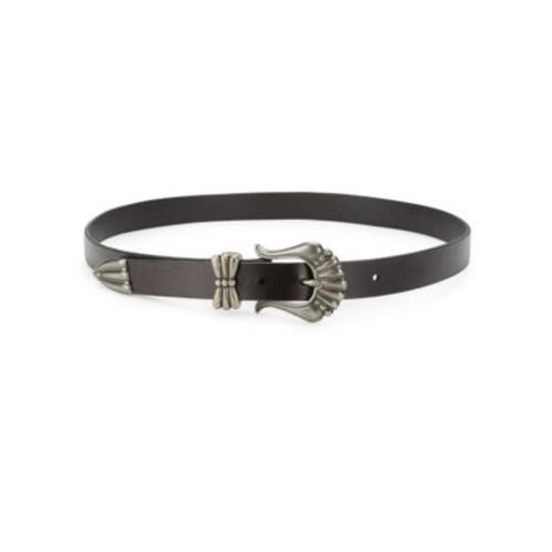 PAIGE Jennifer Leather Belt