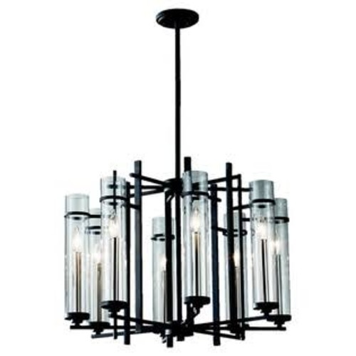 Murray Feiss F2628/8AF/BS 8 Light Ethan Single Chandelier