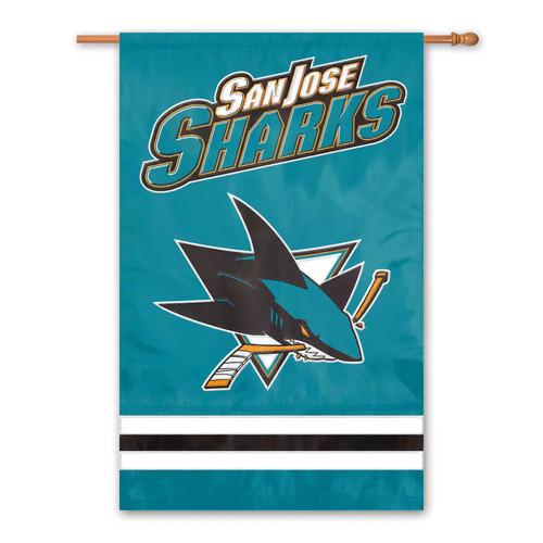 San Jose Sharks Banner Flag