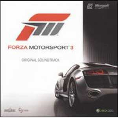Forza Motorsport 3 By Original Game Soundtrack (Audio CD)