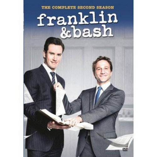 Franklin and Bash - Season 2 DVD