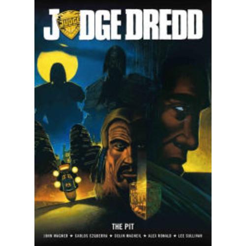 Judge Dredd The Pit