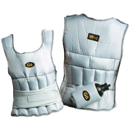 Gofit 10-lb Unisex Adjustable Weighted Vest