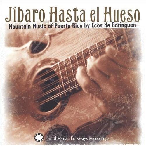 Mountain Music Of Puerto Rico CD (2003)