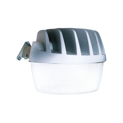 All-Pro Dusk to Dawn LED Gray Outdoor Wall Fixtures 53.3 watts 1 pk(AL5550LPCIGY)