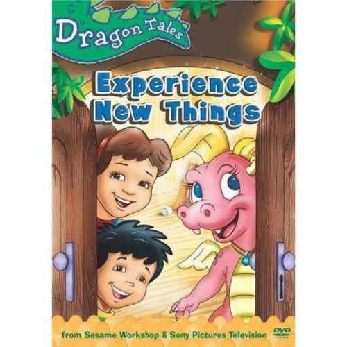 Dragon tales:Experience new things! (DVD)
