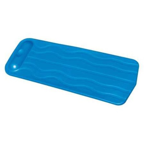 AQUA CELL NT100B Pool Float, Foam, Blue, 70in L X 25in W