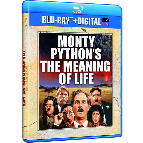 Monty Python's The Meaning of Life [30th Anniversary Edition] [Blu-ray]