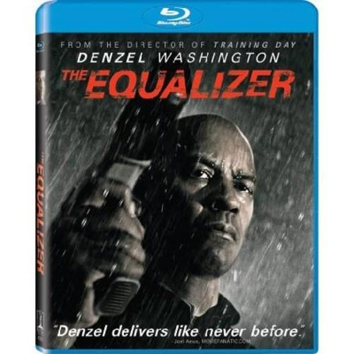 The Equalizer (Includes Digital Copy) (Ultraviolet) (Blu-ray)