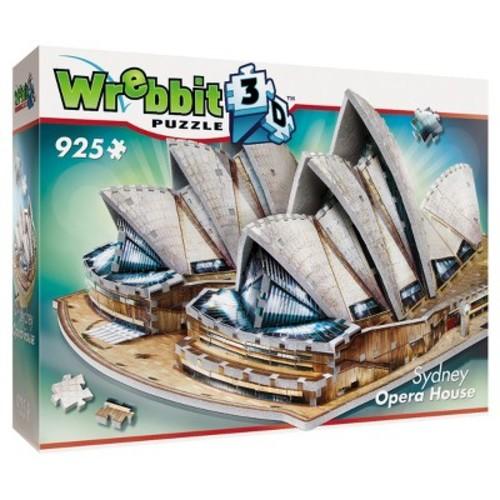 Wrebbit 3D - Sydney Opera House 2006 3D Puzzle 925pc
